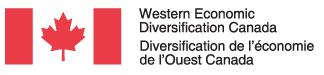 Western Economic Diversification Canada Logo