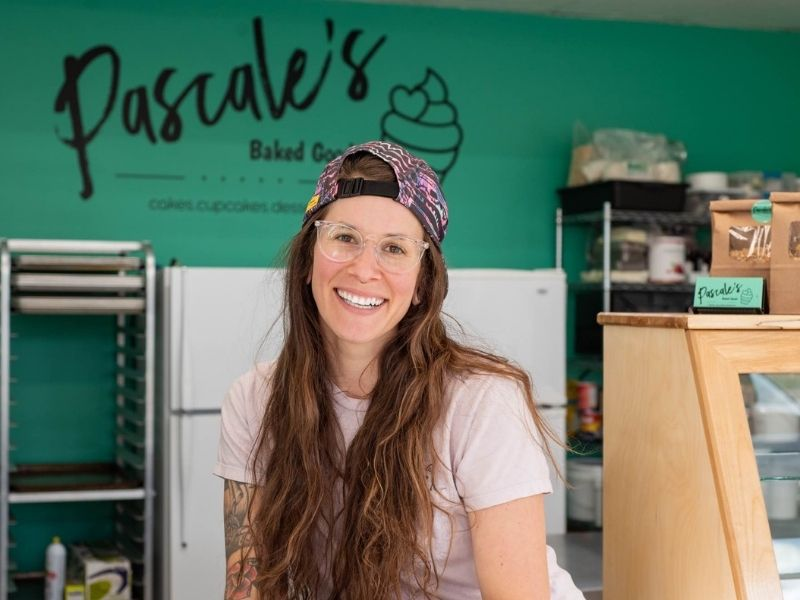 Pascales Baked Goods, Grand Forks, BC